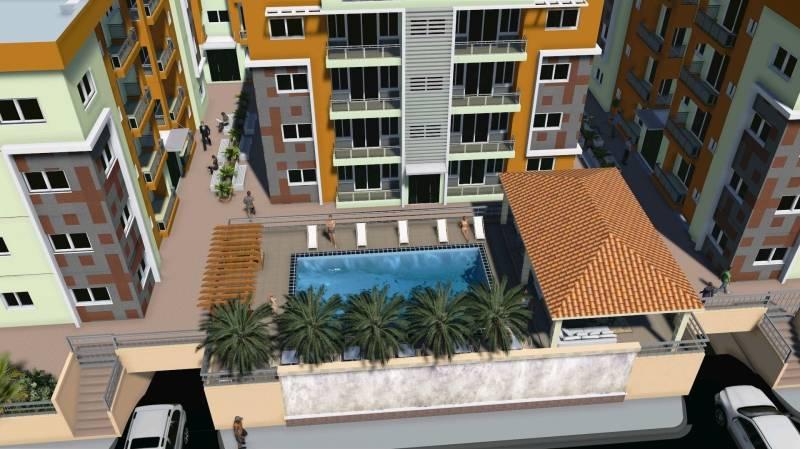 Apartamentos con Piscina en Aut San Isidro