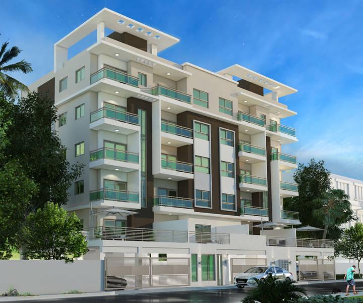 Apartamentos En El Millón Distrito Nacional