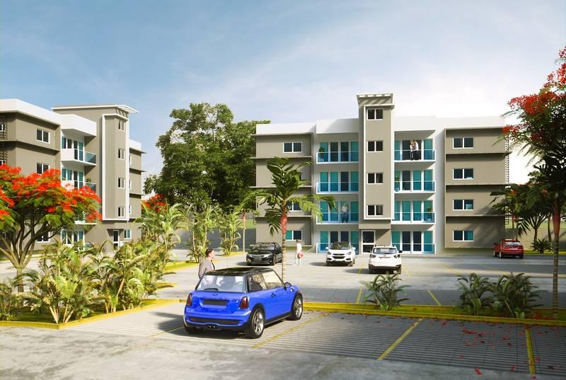 Apartamentos en Arroyo Hondo Prox Embajada US