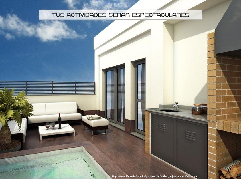 Penthouse en Mirador Sur