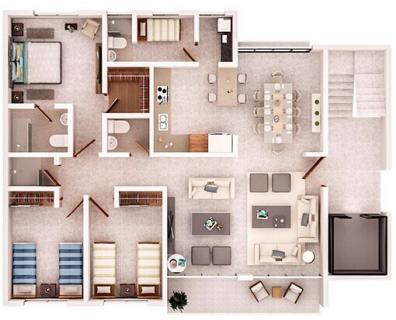 Apartamentos Con Vista a la Zona Colonial