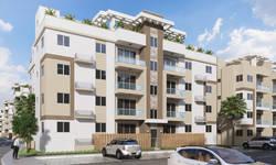 Apartamentos con piscina y bono San Isidro