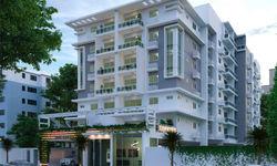Moderna Torre de Apartamentos en Bella Vista