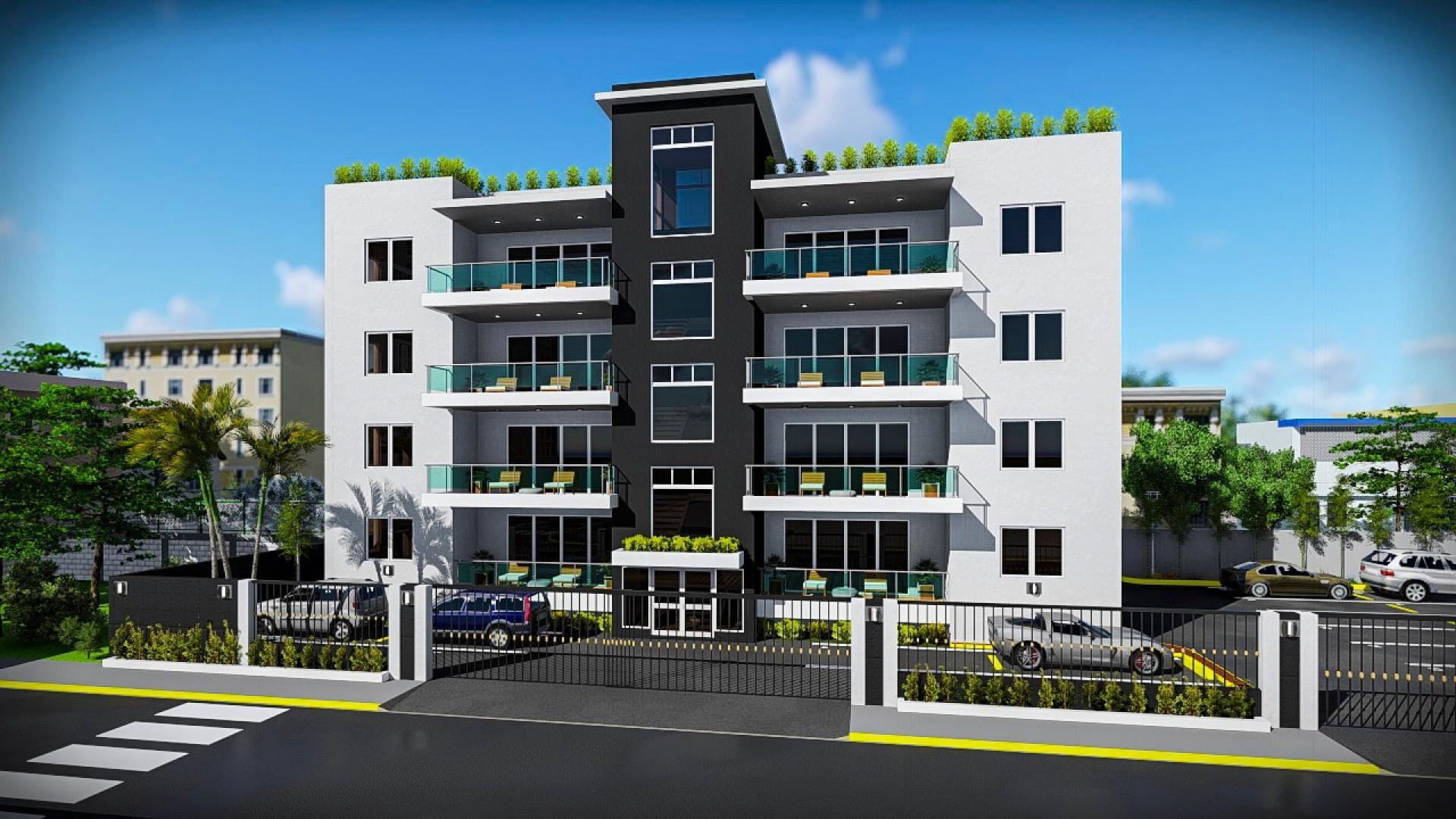 Apartamentos Con Espacios Amplios en Aut. San Isidro