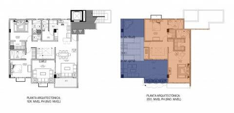 Vendo Lujoso y Amplio Penthouse En La Avenida Independencia