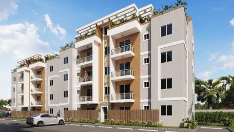 Vendo Apartamento Con Patio En Villa Aura