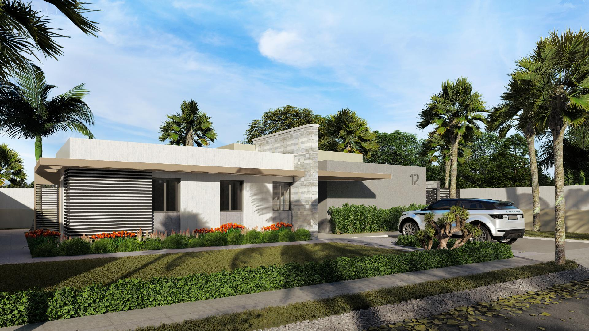 Venta de Villa en Punta Cana