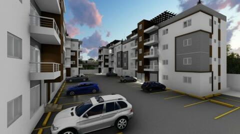 Vendo Apartamento Con Bono En Urb. Marañon, Ave. Jacobo Majluta