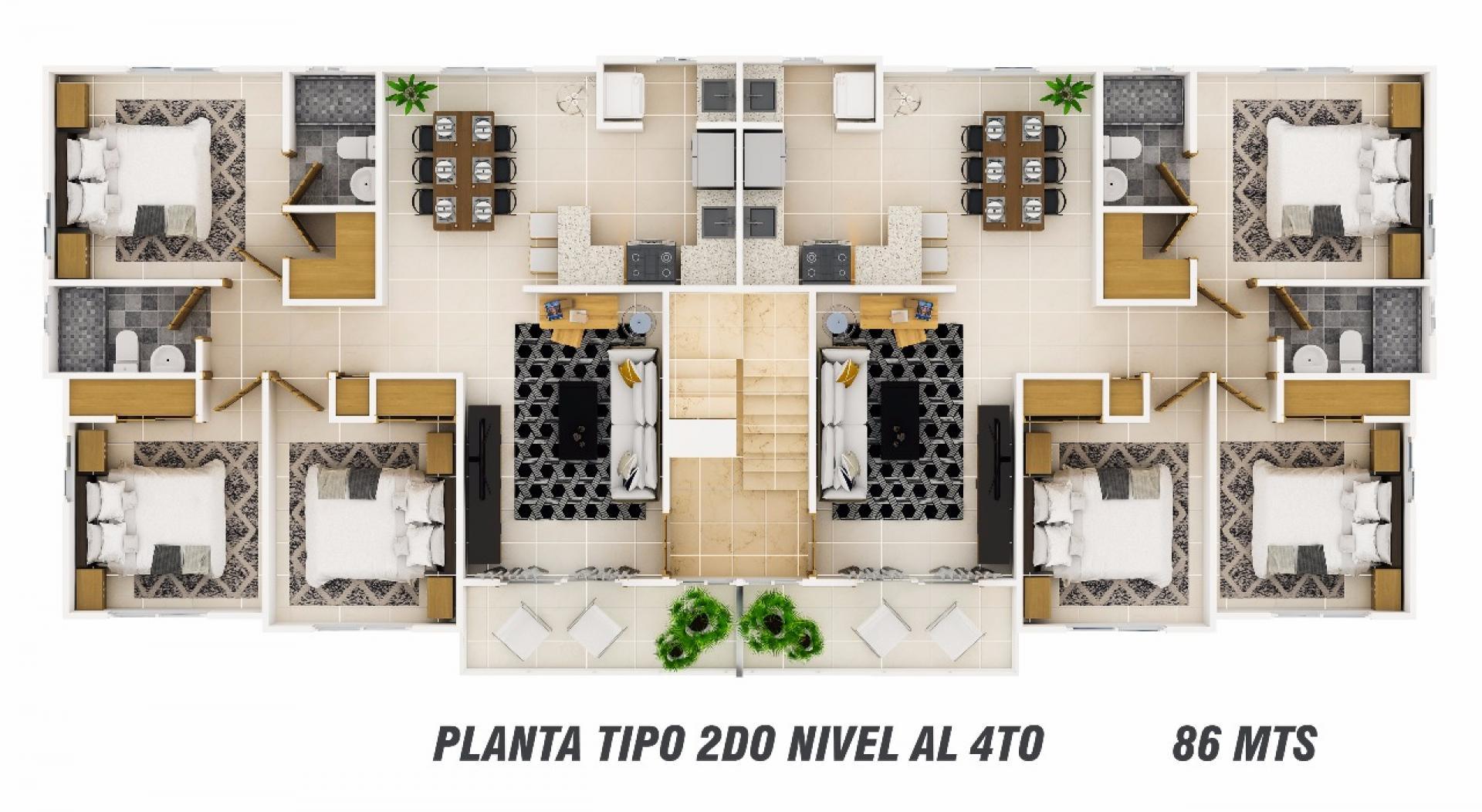 Apartamento Barato y Con Bono Aut San Isidro