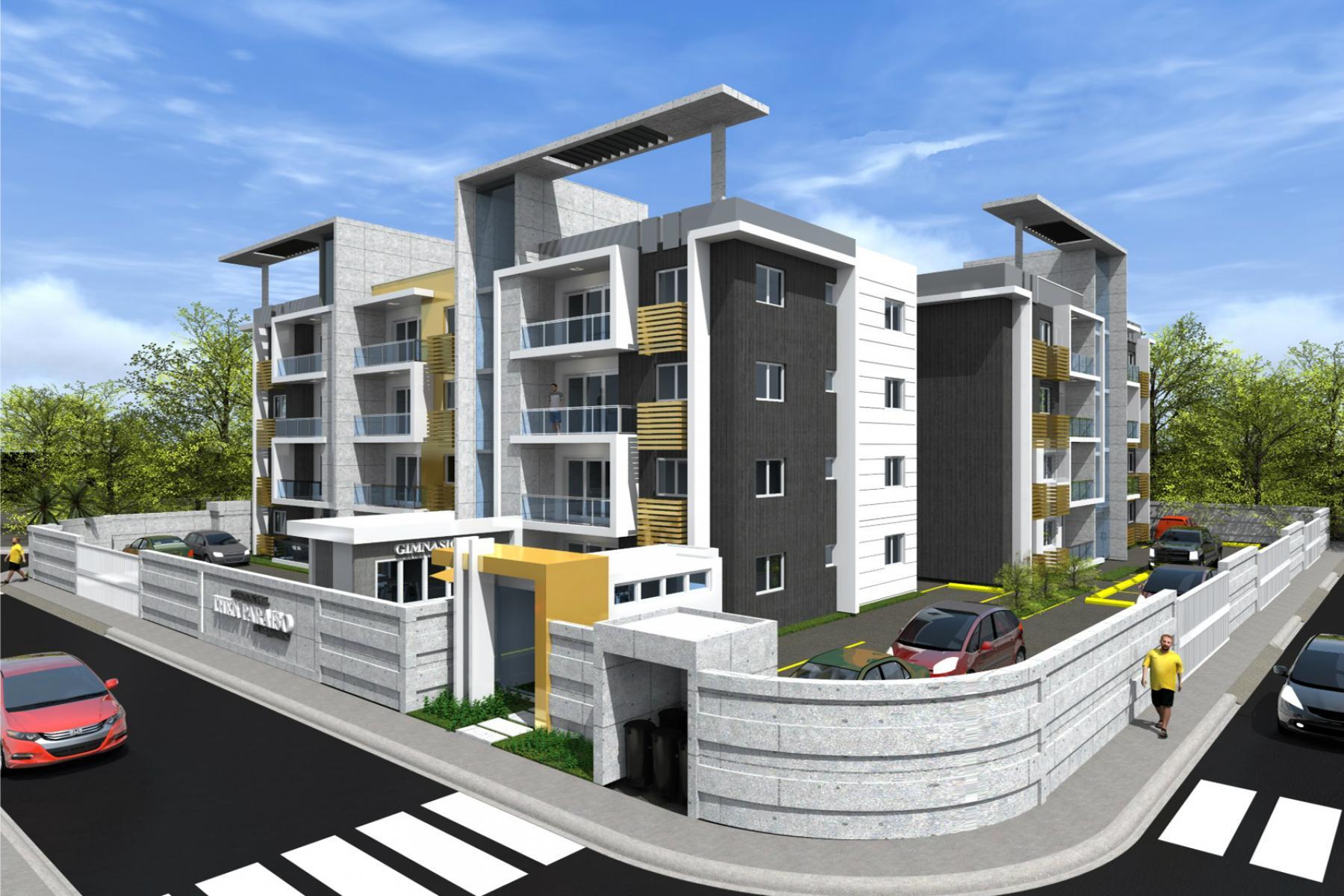 Modernos Apartamentos en Paraiso Oriental, San Isidro