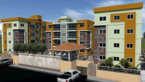 Apartamento En Aut. San Isidro Con 110 Mts2 En Venta