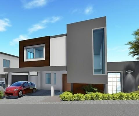 Altos de Arroyo Hondo III, Moderna y Amplia Casa En Venta